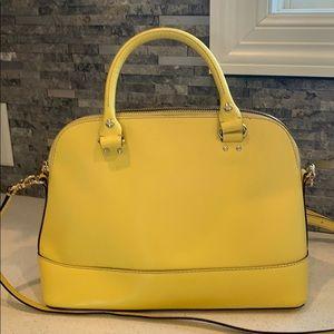 kate spade Bags - Kate Spade Yellow Purse